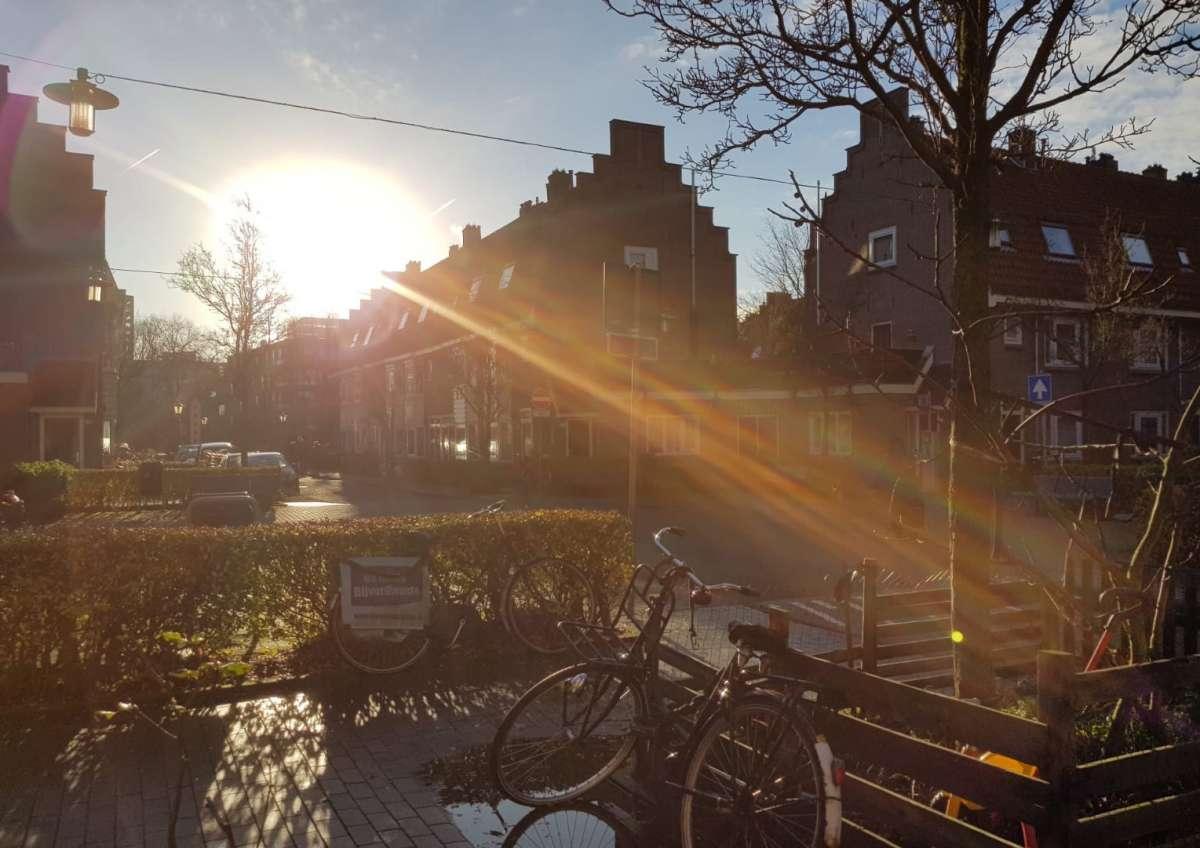 learning Dutch - Amsterdam