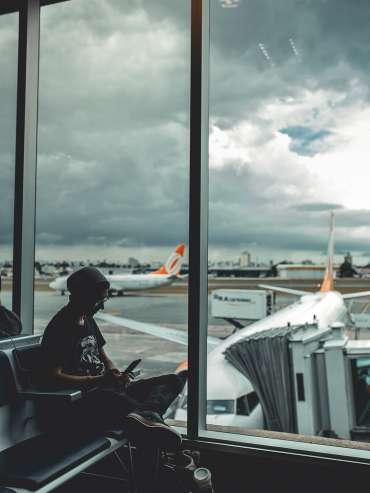 Nederlands leren - vliegveld